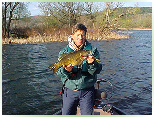 Green mountain fishing adventures for Connecticut river fishing